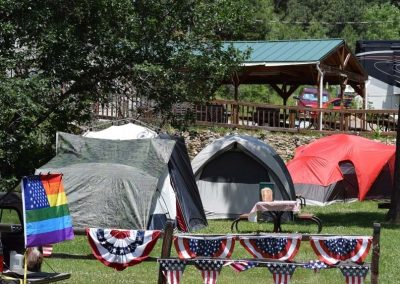 Tent Meadow At Mountain Air Ranch